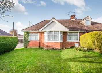 Thumbnail 3 bedroom semi-detached bungalow for sale in Rosedale Close, Bricket Wood, St. Albans