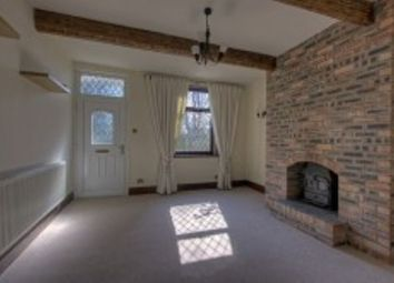 Thumbnail 2 bed end terrace house to rent in Railway Terrace, Simonstone, Burnley