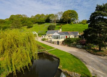 Thumbnail 3 bed detached house for sale in Christow, Exeter