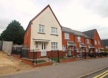 Thumbnail 3 bed end terrace house for sale in Notley Road, Braintree