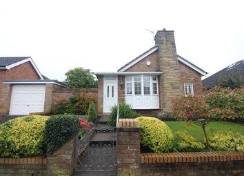 Thumbnail 2 bedroom detached bungalow for sale in Fairfield Avenue, Normoss, Blackpool, Lancashire