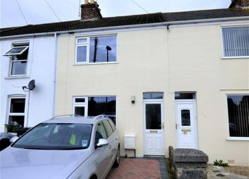 Thumbnail 2 bed terraced house for sale in Marsh Road, Weymouth
