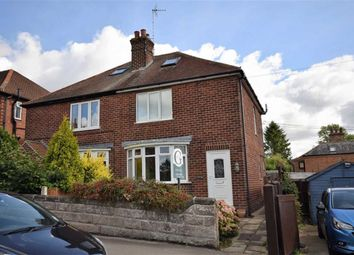Thumbnail 2 bed semi-detached house for sale in Landseer Road, Southwell, Nottinghamshire