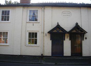 Thumbnail 2 bed terraced house to rent in Lenten Street, Alton