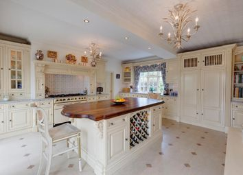 Thumbnail 5 bed detached house for sale in Horseshoe Cottage, Dobbin Lane, Barlow, Dronfield