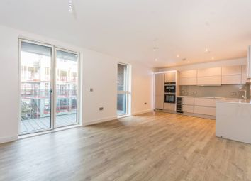 Thumbnail 3 bed flat for sale in Chobham Manor, Stratford