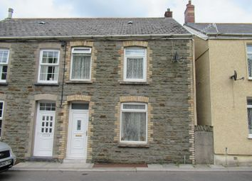 Thumbnail 2 bed semi-detached house for sale in High Street, Abergwynfi, Port Talbot, Neath Port Talbot.