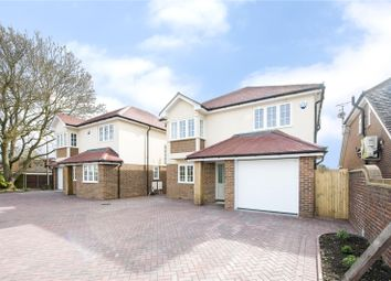 Thumbnail 4 bedroom detached house for sale in Maidstone Road, Wigmore, Rainham