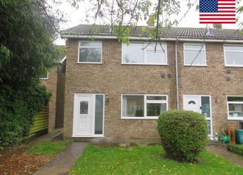 Thumbnail 3 bedroom property to rent in Tithe Avenue, Beck Row, Bury St. Edmunds