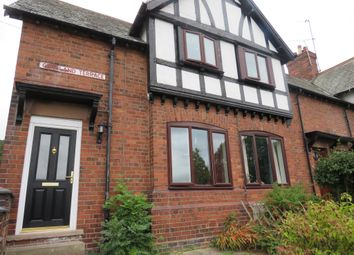 Thumbnail 2 bed end terrace house for sale in Crossland Terrace, Helsby, Frodsham