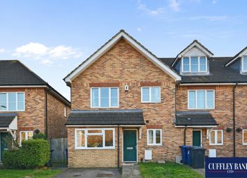 Doris Ashby Close, Perivale, Greenford UB6. 4 bed end terrace house for sale