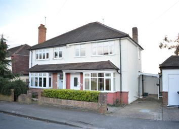 Thumbnail 3 bed semi-detached house for sale in Melton Flats, The Greenway, Epsom