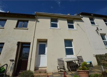 Thumbnail 3 bed terraced house for sale in Daccabridge Road, Kingskerswell, Newton Abbot, Devon.