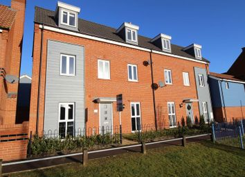 Thumbnail 3 bed semi-detached house for sale in Fairway, Queens Hill, Norwich