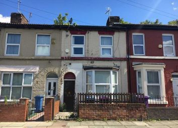 Thumbnail 3 bed terraced house for sale in 74 Dorset Road, Tuebrook, Liverpool