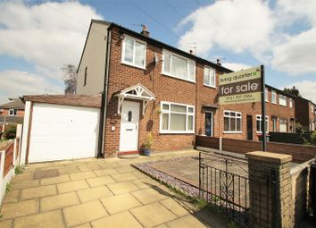 Thumbnail 3 bed property for sale in Brierley Road West, Swinton, Manchester