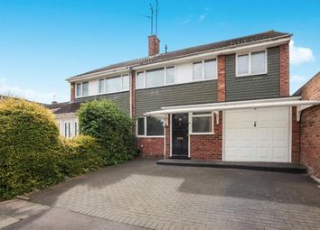 Thumbnail 4 bedroom semi-detached house for sale in Denton Close, Luton, Bedfordshire, L & D Boarders
