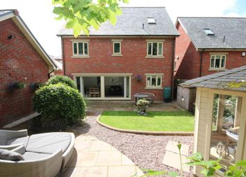 Thumbnail 6 bed detached house for sale in Grenfell Gardens, Colne, Lancashire