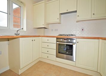 Thumbnail 2 bed mews house to rent in Mulberry Way, Outlands Croft, Hinckley, Leicestershire