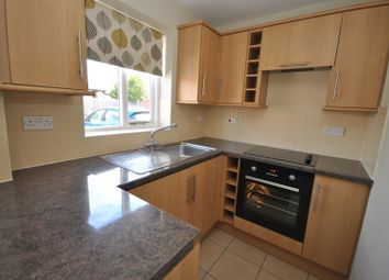 Thumbnail 1 bed semi-detached house to rent in Brisco Avenue, Loughborough