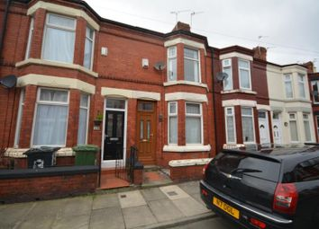 Thumbnail 2 bedroom terraced house to rent in Morley Avenue, Birkenhead, Wirral