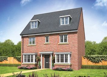 "Thumbnail 5 bed detached house for sale in ""The Regent "" at Carleton Hill Road, Penrith"