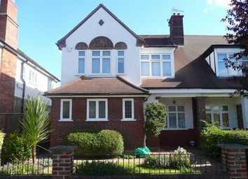 Thumbnail 5 bed property to rent in Tring Avenue, Ealing, London