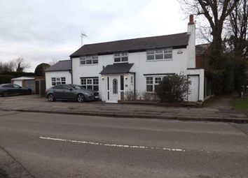 Thumbnail 2 bedroom detached house for sale in Union Road, Shirley, Solihull, West Midlands