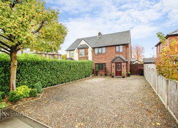 Thumbnail 3 bed semi-detached house for sale in Bolton Road, Elton, Bury, Lancashire