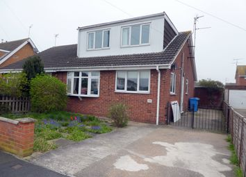 Thumbnail 3 bed semi-detached house to rent in Willowdale, Hull