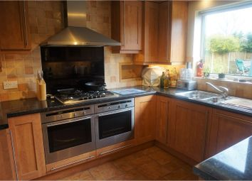 Thumbnail 4 bed detached house for sale in Sorrel Avenue, Stoke-On-Trent