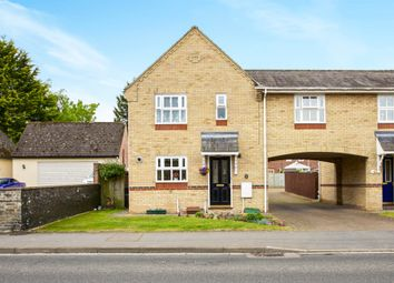 Thumbnail 3 bedroom link-detached house for sale in Hall Street, Soham, Ely
