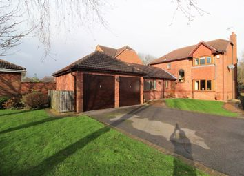 Thumbnail 5 bed detached house for sale in Millstream Close, Sprotbrough, Doncaster