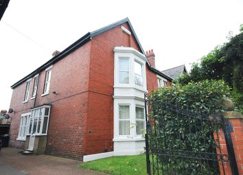 Thumbnail 5 bedroom semi-detached house to rent in Cartington Terrace, Heaton, Newcastle Upon Tyne