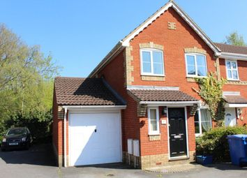 Thumbnail 3 bed end terrace house to rent in Collingwood, Farnborough