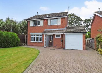 Thumbnail 3 bedroom detached house for sale in Grosvenor Avenue, Alsager, Stoke-On-Trent