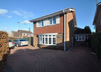 4 bed detached house for sale in Kevins Grove, Fleet GU51