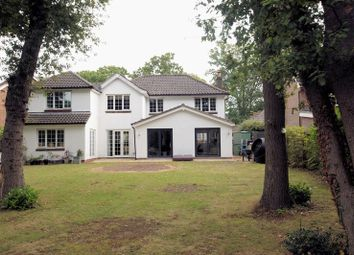 Thumbnail 5 bed detached house for sale in Fern Way, Titchfield, Fareham