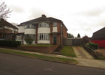 Thumbnail 3 bed semi-detached house to rent in Tubbenden Drive, Orpington