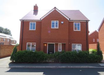 4 bed detached house for sale in Ellis Way, Northampton NN3