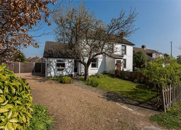 Thumbnail 4 bed semi-detached house for sale in Charlton Lane, Shepperton, Middlesex