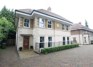 Thumbnail 5 bedroom property for sale in Brooklands Road, Weybridge