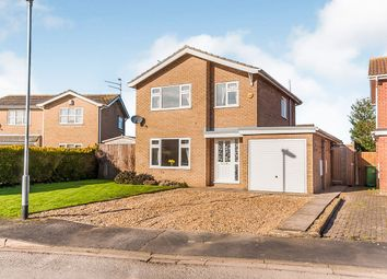 Thumbnail 3 bed detached house for sale in Oakley Close, Wisbech