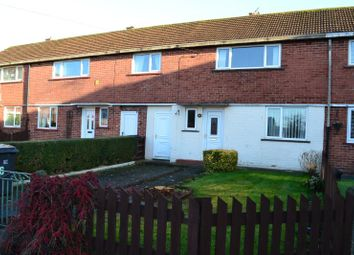 Thumbnail 2 bed terraced house to rent in Brantwood Avenue, Harraby, Carlisle, Cumbria