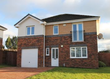 Thumbnail 4 bedroom detached house for sale in The Engine Green, Fishcross, Alloa