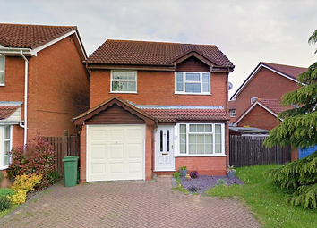 Thumbnail 3 bed detached house to rent in Diane Walk, Aylesbury