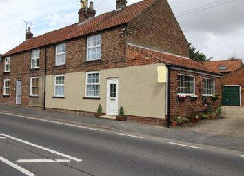 Thumbnail 2 bed terraced house for sale in Main Street, Wetwang, Driffield