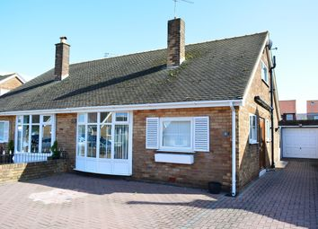 Thumbnail 3 bed semi-detached bungalow for sale in Wyndham Gardens, South Shore, Blackpool