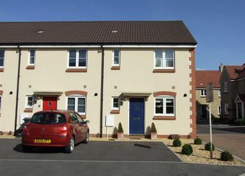 Thumbnail 2 bed end terrace house for sale in Linnet Lane, Melksham