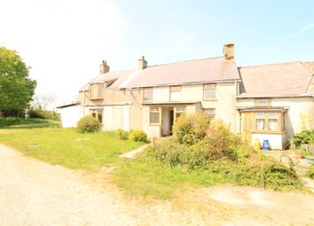 Thumbnail 5 bed property for sale in Llanynghenedl, Holyhead